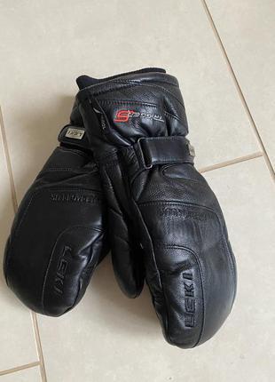 Leki thermo plus рукавицы премиум класса оригинал размер 7,5