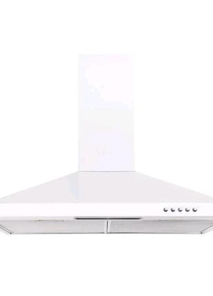 Кухонная купольная вытяжка для кухни Ventolux Lido 60 white 450