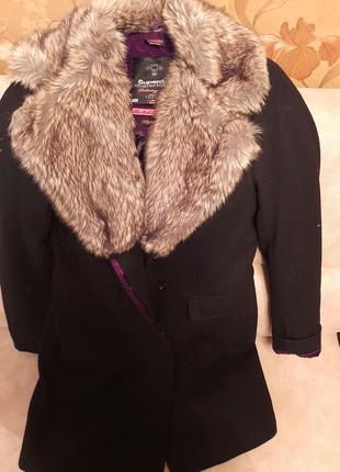 Пальто зимнее Superdry