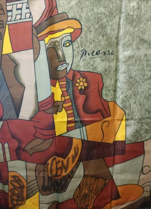 Продам косынку палантин шарф Picasso,