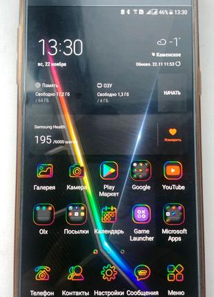 Samsung galaxy note 5 4/64 Duos