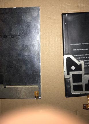 Caterpillar S30 дисплей акамулятор оригинал