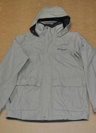 Columbia мужская не промокаемая куртка коламбия