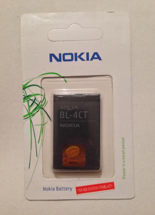 Аккумулятор Nokia BL-4CT