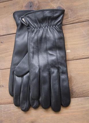 Женские кожаные сенсорные перчатки 941. все размеры. много мод...