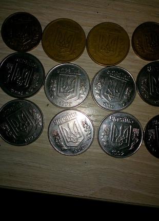 Монеты 1992 года