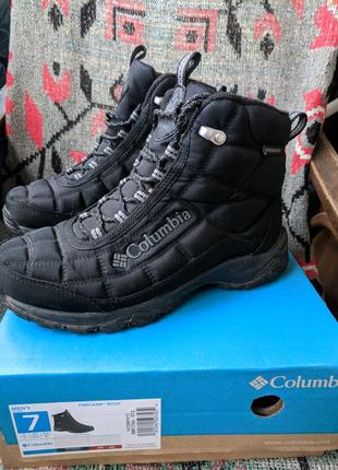 Ботинки зимние Columbia firecamp boots
