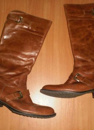 Шикарні стильні мегазручні шкіряні!!! чобітки buffаlo london