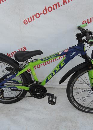 Горный велосипед Rixe 24 колеса 21 скорость