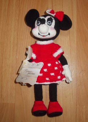 Авторская кукла Микки Маус
