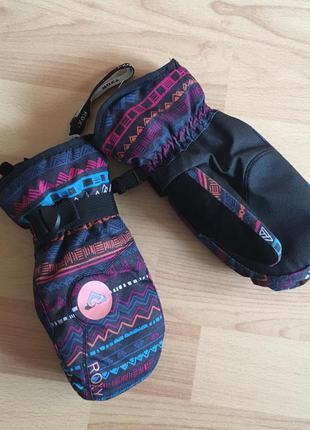 Дитячі рукавички quicksilver перчатки варежки