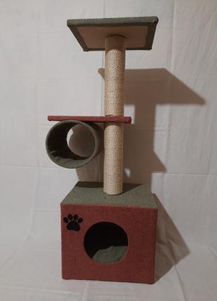 Продам Когтеточки и Комплексы для котов и кошек