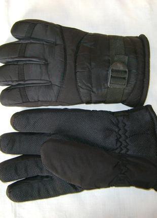 Мужские зимние спортивные перчатки