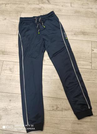 Спортивные штаны джоггеры утеплённые с начесом 152, 164 cool club