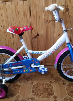 "Велосипед premier princess 16"""