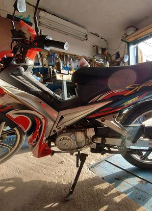 Мотоцикл viper