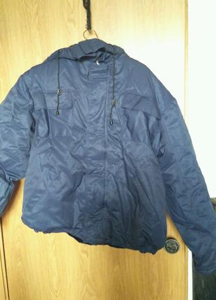 Мужская куртка, зимняя