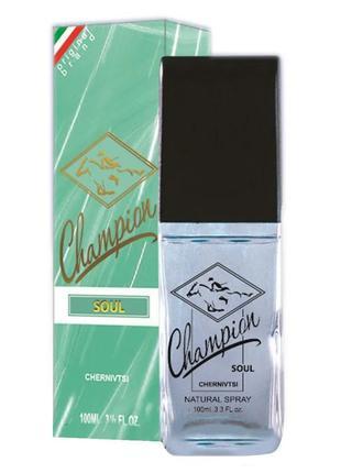 Туалетная вода Aroma Parfume Champion Soul 100 мл (4820186821109)