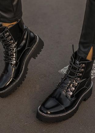 Balmain Luxury Fur Boot Мех