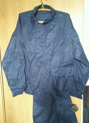 Мужской рабочий костюм (куртка и брюки)