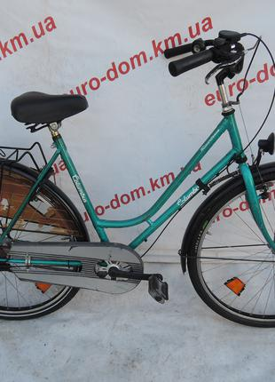 Городской велосипед Columbus 28 колеса 7 скоростей на планитарке