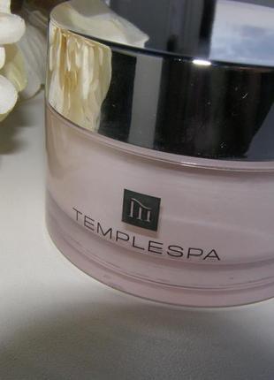 Templespa exalt крем для кожи шеи 50 мл