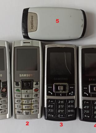 Samsung SGH-C240, Samsung SGH-C130, Samsung SGH-C260