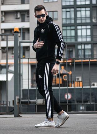 Спортивный костюм Adidas Zipper Treeze зимний