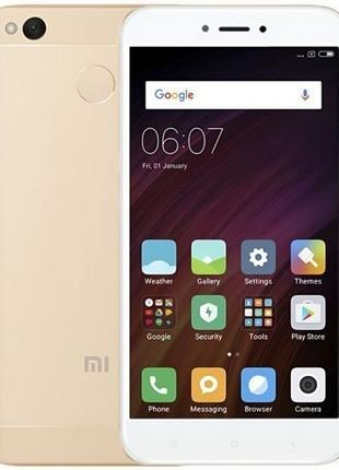 Xiaomi redmi 4x, защитное стекло и чехол в подарок