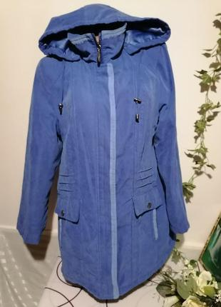 Женская куртка bm большой размер