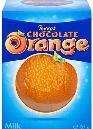 Шоколадный апельсин Terry´s 157г