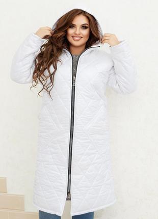 Женская зимняя куртка пальто