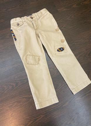 Стильные джинсы брюки штаны ralph lauren (next)