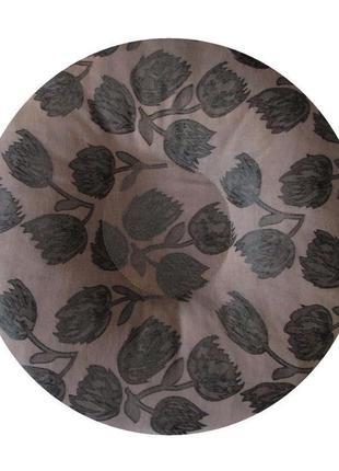 Ортопедическая круглая подушка для сидения при разрывах, эпизи...