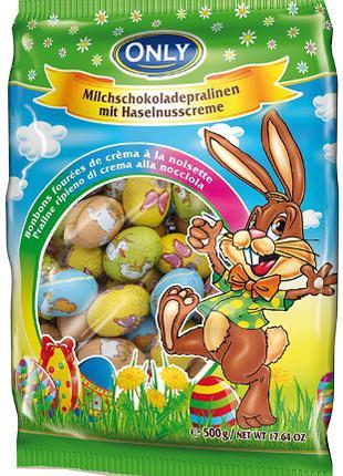 Шоколадные яйца Only 500г