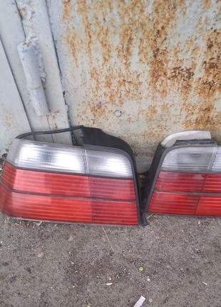Задние фонари е36 седан