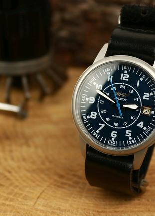 Мужские наручные часы Полет Авиатор