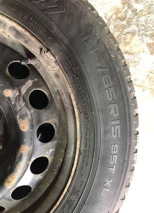 Резина, покрышки, колёса Nokian hakkapelita 8 XL 195/65 r15