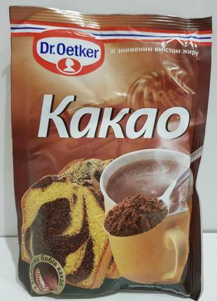 Какао порошок 50г Dr. Oetker