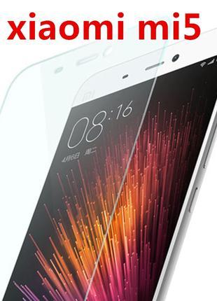 Закаленное Защитное Стекло Xiaomi Mi 5