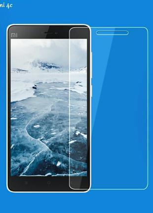 Закаленное Защитное Стекло Xiaomi Mi 4C