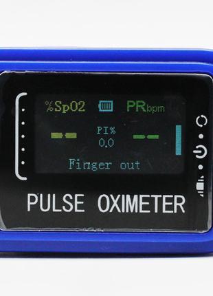 Пульсометр - оксиметр