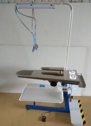 Оборудование для химчистки, прачечных