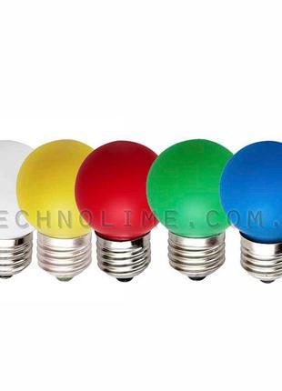 Cветодиодная лампа E-27 BULB для Ретро гирлянд Белт Лайт