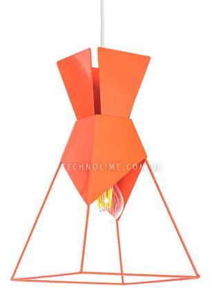 Светильник подвесной audrey p20 оранжевый (1403)