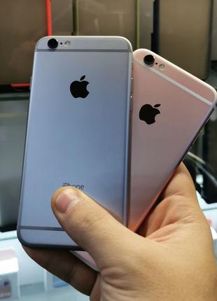 IPhone 6S 32gb Rose/Space + Гарантія