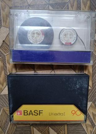 Аудиокассеты Basf, Sony