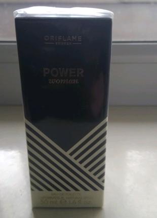 Power woman oriflame