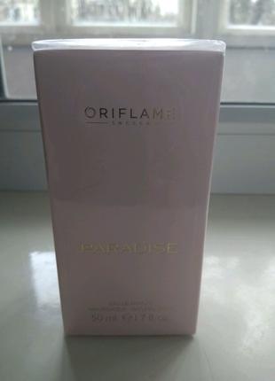 Paradise oriflame парадайз