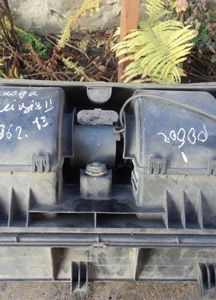 Двигатель Печки шкода фелиция